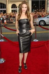 Angelina Jolie Hair Color