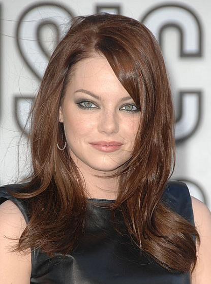 emma stone red hair color. emma stone red hair color.