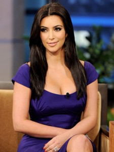 Kim Kardashian's New Haircut