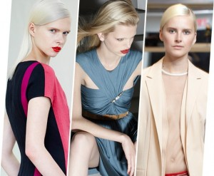 Resort's Sun-Bleached Blondes In Summer 2011