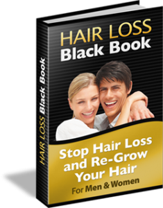 Hair Loss Black Book – For Men And Women